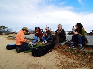 アコースティックピクニック