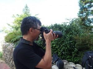 プロカメラマンのワザを間近で山取り!