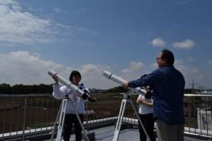 摩耶山出張 天体望遠鏡教室 @ 摩耶ビューテラス702