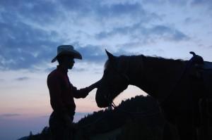 夕旬!Mt Rokko 黄昏乗馬体験 @ 六甲山牧場 夕陽ヶ丘