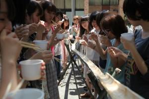 神戸松蔭女子学院大学でのリハーサル風景(公式サイトより)