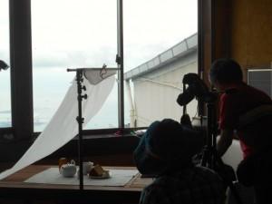 6月はカフェでスイーツ撮影会をしました!
