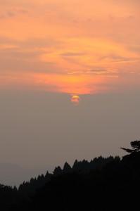 夕空 写真教室あります (撮影:講師 岡本さん)