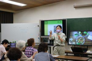 森林あじさい講習会 第4回「あじさいの手入れ」 @ 神戸市立森林植物園