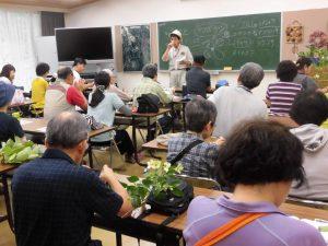 自然観察講座「夏の森林めぐり」パート1~実生苗さがし~ @ 神戸市立森林植物園