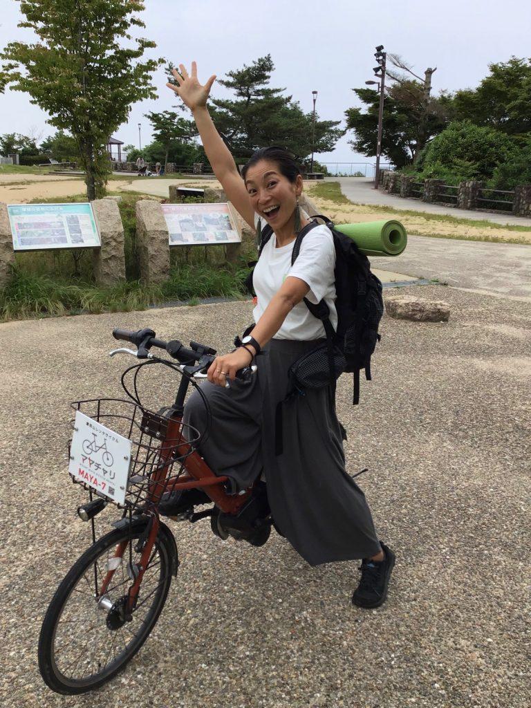 外ヨガ部 番外編 〜紅葉 Ride & Yoga〜 @ 集合:まやビューライン星の駅(摩耶山掬星台)
